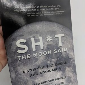 NEW Sh*t The Moon Said Book
